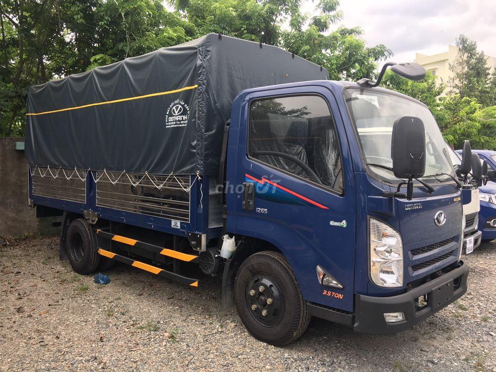 Hyundai Đô Thành IZ65 1T9 – 3T5 tấn thùng 4M3