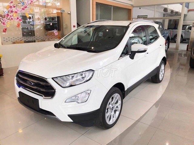 Ford Ecosport 2019, Trả góp 90% (Tháng 12/2019)