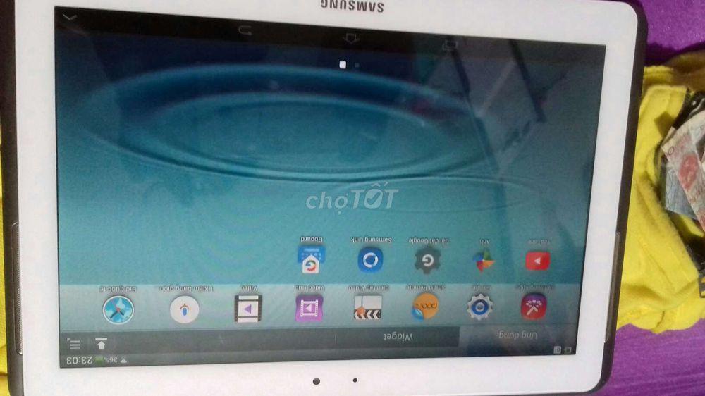 Samsung  Tab 2 giao lưu
