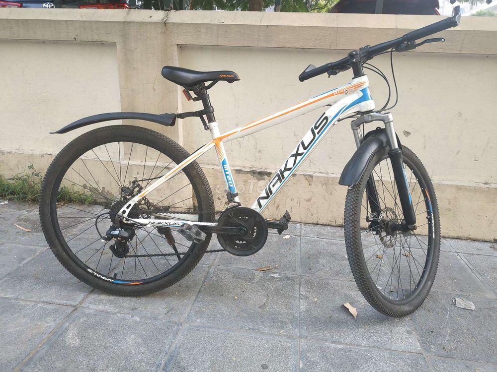 Xe đạp nhật nakxus mới 95%