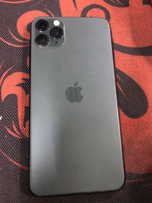 Apple iPhone 11 Pro Max đen