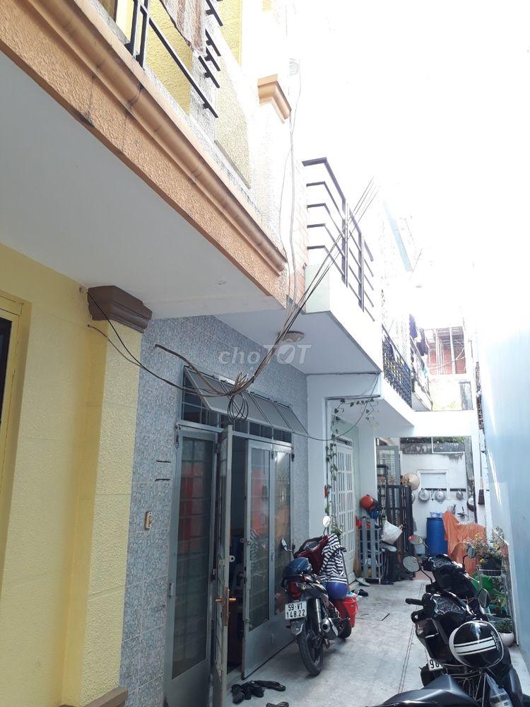 Bán nhà 48/44B Lê Lợi, phường 4, Gò Vấp.
