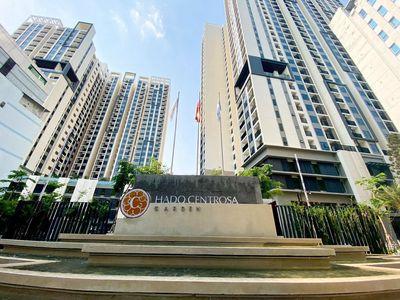 Chung cư Hà Đô Centrosa Garden 138m² 3PN