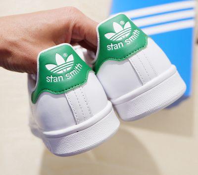 Giày Adidas Stan Smith White-Green size 6US