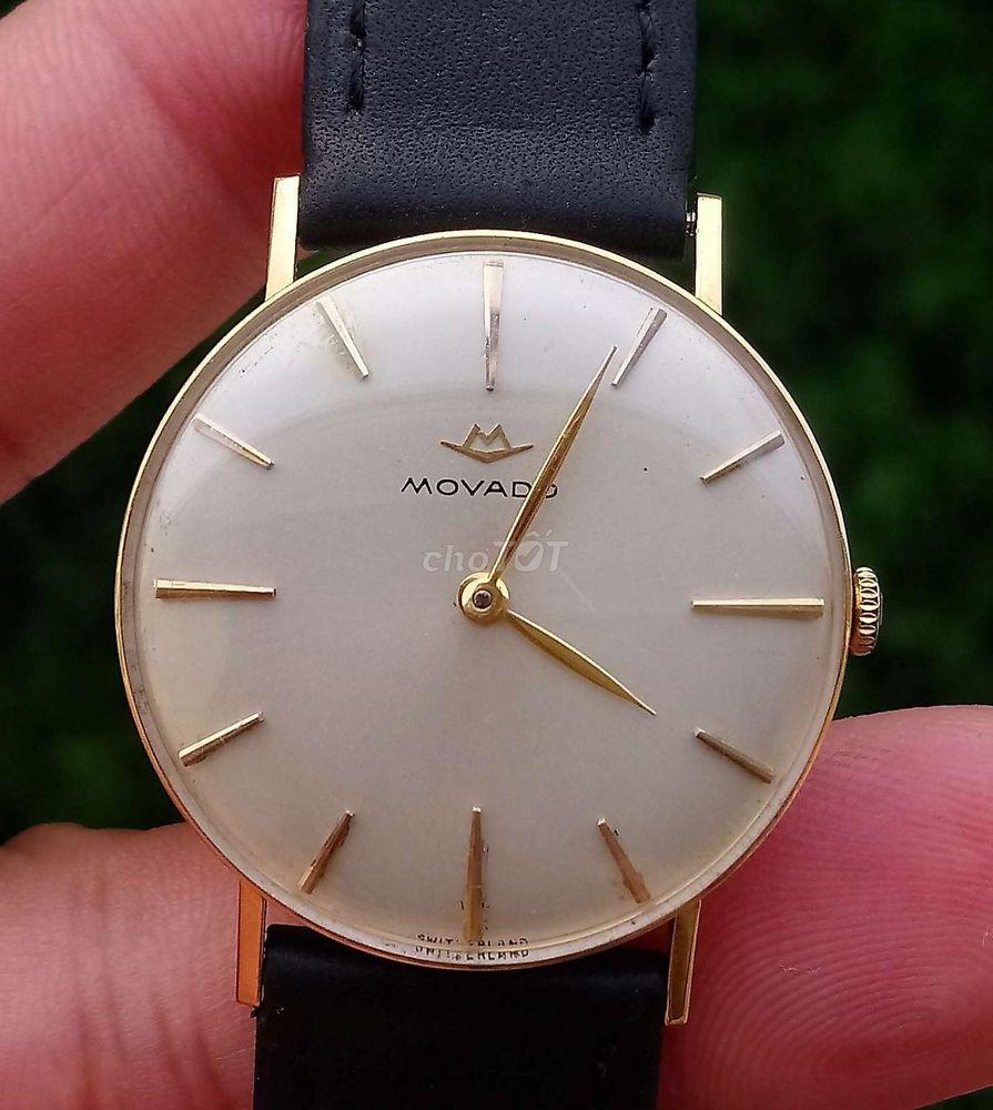 Đồng hồ Movado 18K
