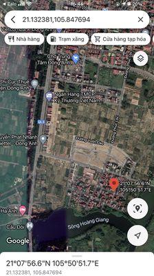 cần bán 41,2m2 Phúc Lộc - Đông Anh ( gần Vườn Đào)