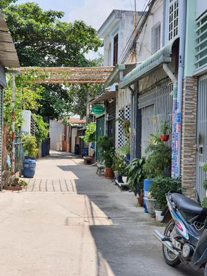 Tôi cần bán nhà cấp 4 đường Nguyễn trãi. Tp. Dĩ an