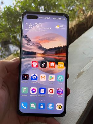Huawei P40 pro chính hãng 6/2021