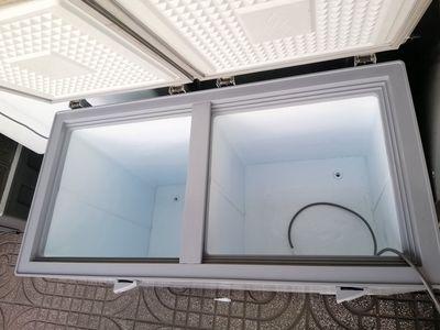 Thanh lý tủ đông Sanaky 361L, bảo hành 3 tháng