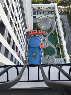 3PN 88m View bể bơi ban công ĐB Florence Mỹ Đình