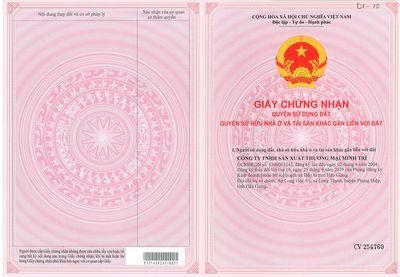 KDC Minh Trí - Hậu Giang chỉ cần 169tr