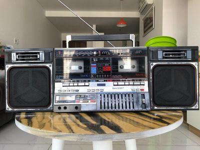Cassette SHARP model GF-800 Công suất 52W