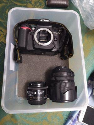 Nikon D7000+50 1.8+ 18-105