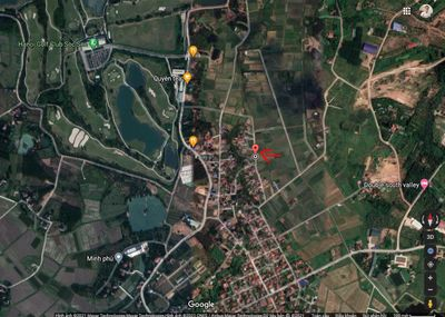 Cần bán 230m2 đất Phú Ninh, Minh Phú, Sóc Sơn, HN
