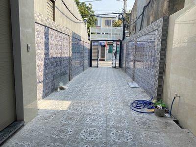 Bán nhà sau nhà mặt đường Thiên Lôi, Hải Phòng