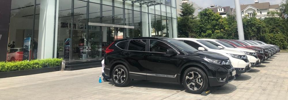 Honda Ô Tô Sài Gòn - Quận 7
