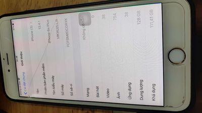 Iphone 6S+ quốc tế , 6s plus 128g. Vân tay nhậy