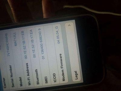 Iphone 2g đời đầu
