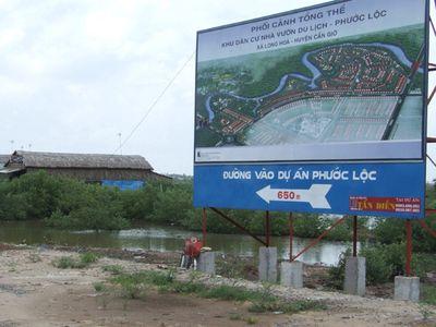 Cần mua đất chính chủ KDC Phước Lộc Cần Giờ