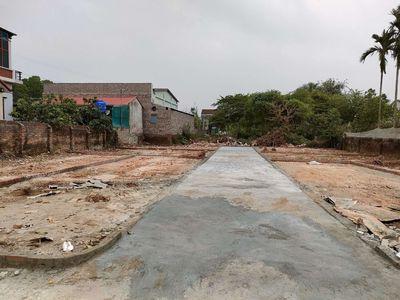 Bán đất tổ 9 tt Quang Minh giá chỉ  nhỉnh 650tr/lô