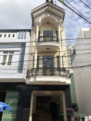 Bán nhà mới xây 4 mê, mặt tiền Bùi Xuân Phái