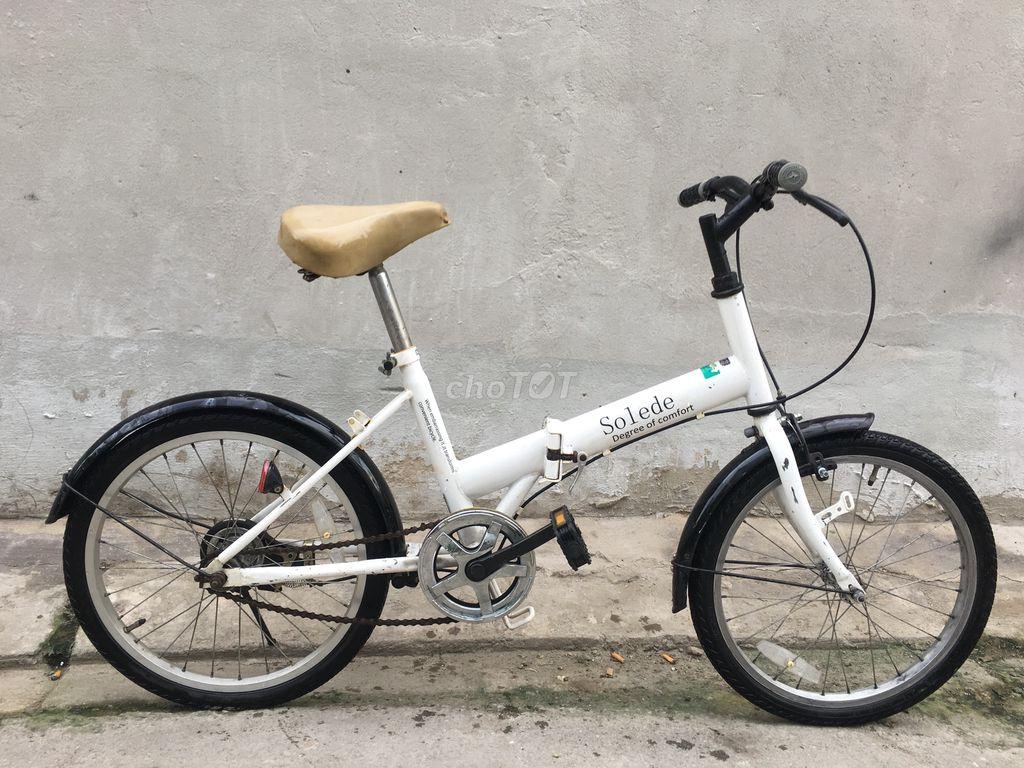 Xe đạp gấp SOLEDE 20inch