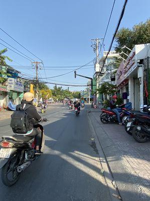Nhà 1T1L ngay ngã tư  HD2-Tô Vĩnh Diện-Linh Chiểu