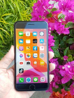 Apple iPhone 8 plus Đen 64 GB zin cứng zin ốc