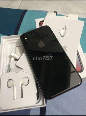 Iphone apple X 64gb màu đen qtế xách tay mới 98%