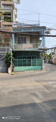 Bán nhà mặt tiền đường Tôn Thất Thuyết