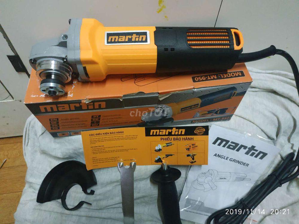 máy mài cầm tay MARTIN 950w tay ngắn