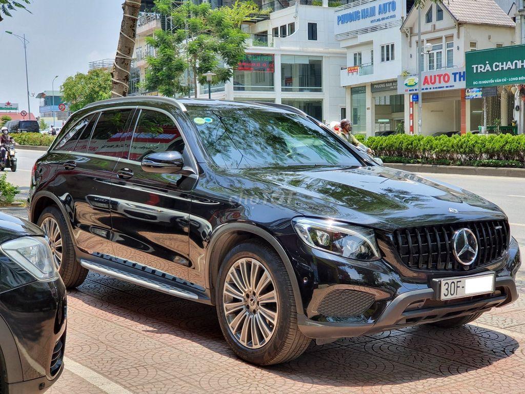 Mercedes GLC250 đen/đen sx2018 26000km form mới