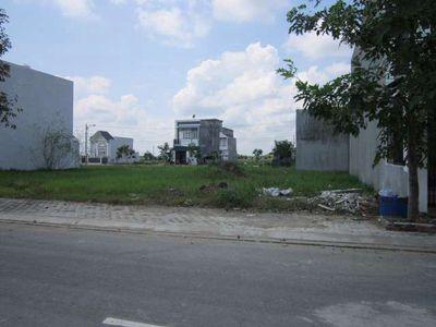Đất Huyện Hóc Môn 100m2 ,SHR giá rẻ gần bv xuyêná