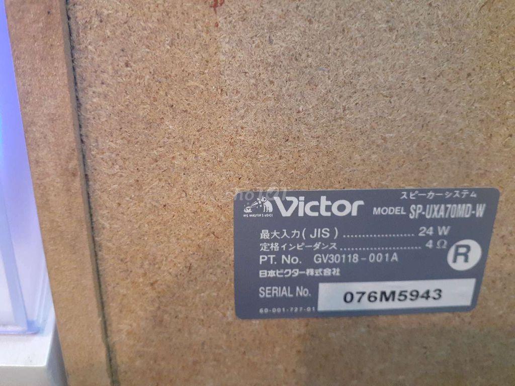 0907662677 - Dàn mini nhât victor UX_A70MD_W
