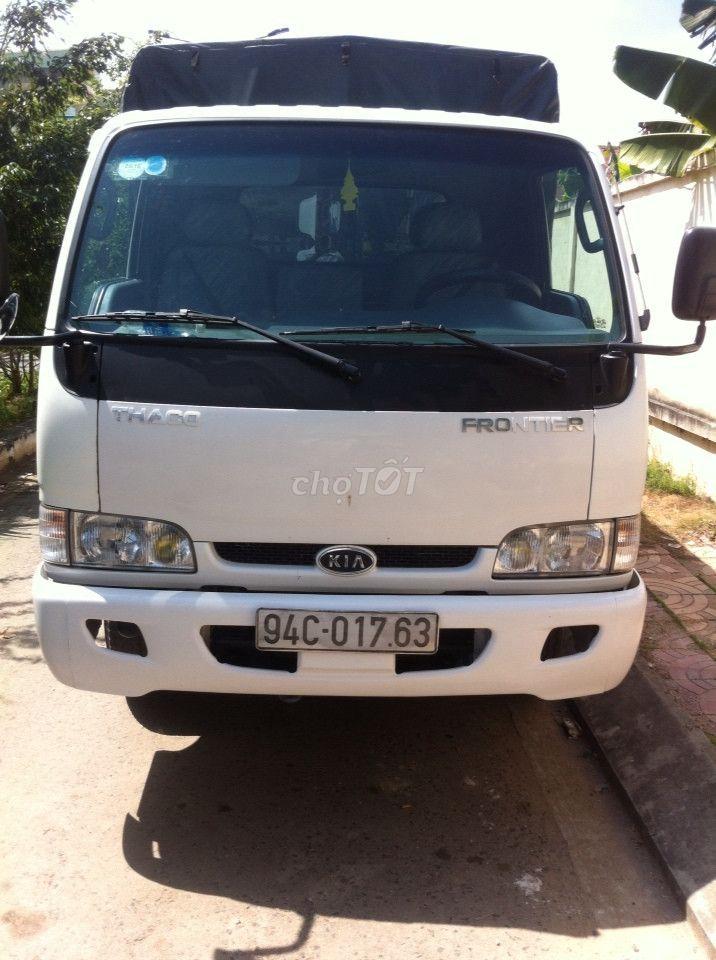 Cho thuê xe tải KIA 1,4 tấn sản xuất 2014
