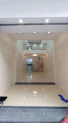 Nhà mới xây 2 tầng 43m2 ngõ 75A Trần Văn Lan