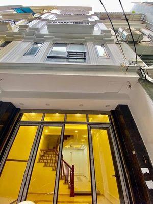 Bán nhà  P.Chí Kiên 5 tầng oto vào nhà Q.Cầu Giấy
