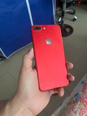 Iphone 7plus đỏ, vân tay nhạy
