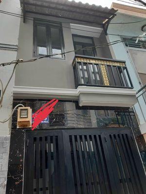 Bán gấp nhà 40m2 đường Bùi Hữu Nghĩa,Phường 2 Q.BT