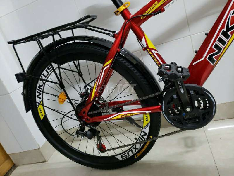 0848638789 - Thanh lý  xe đạp  như  hình