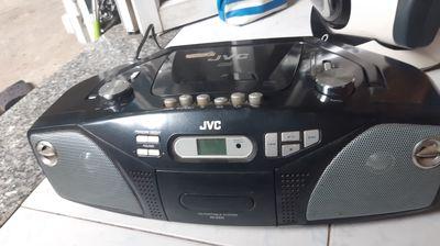 Máy cd cassette radio hiệu JVC bị lổi CD