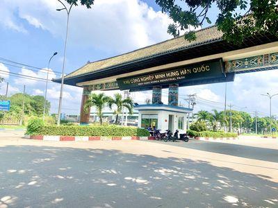 Bán đất mặt tiền đường 64m ngay KCN Minh Hưng HQ