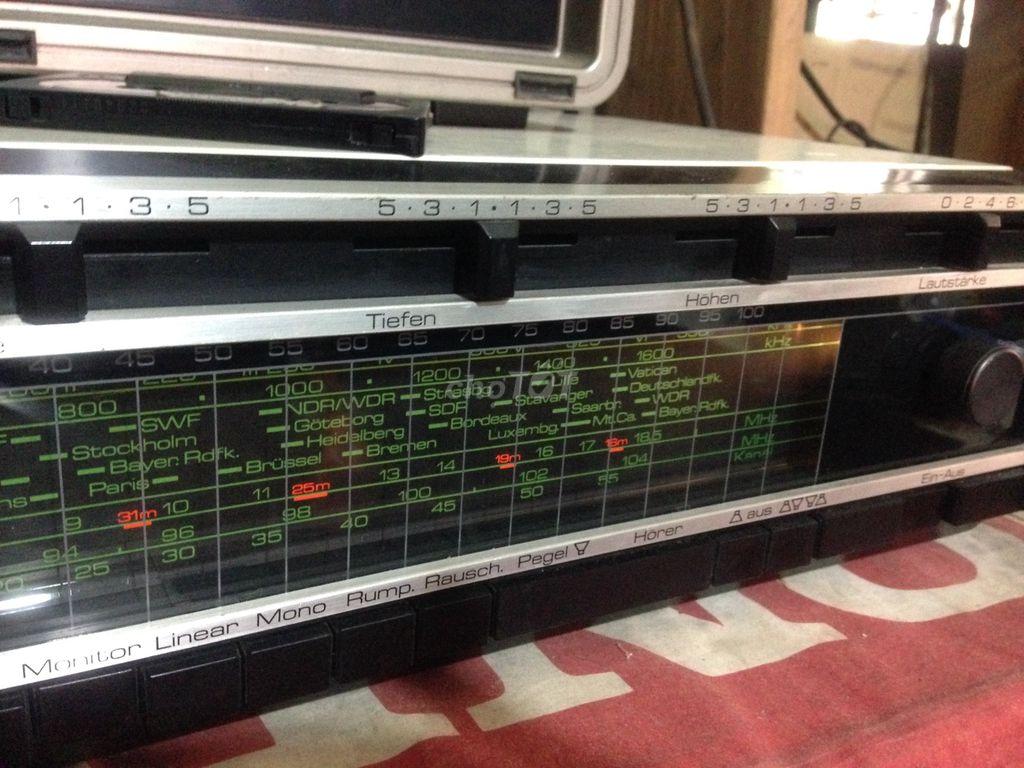 Giao lưu ampli saba 8100