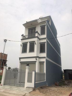 Nhà 1 trệt 3 lầu 104m2 KDT FIVESTAR/SHR/4t250