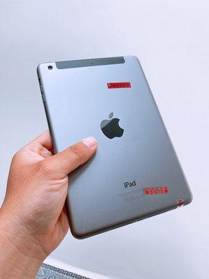 iPad Mini 2 - 4G - wifi - 32GB,zin all,đẹp 99%..