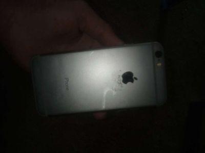 Apple iPhone 6 Xám