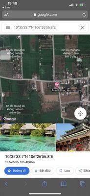 Đất sổ Hồng 145 m2(5x29) Mỹ Bình, Tân Trụ