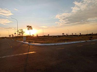 Đất thị trấn Long Điền gần vòng xoay 2 con rồng