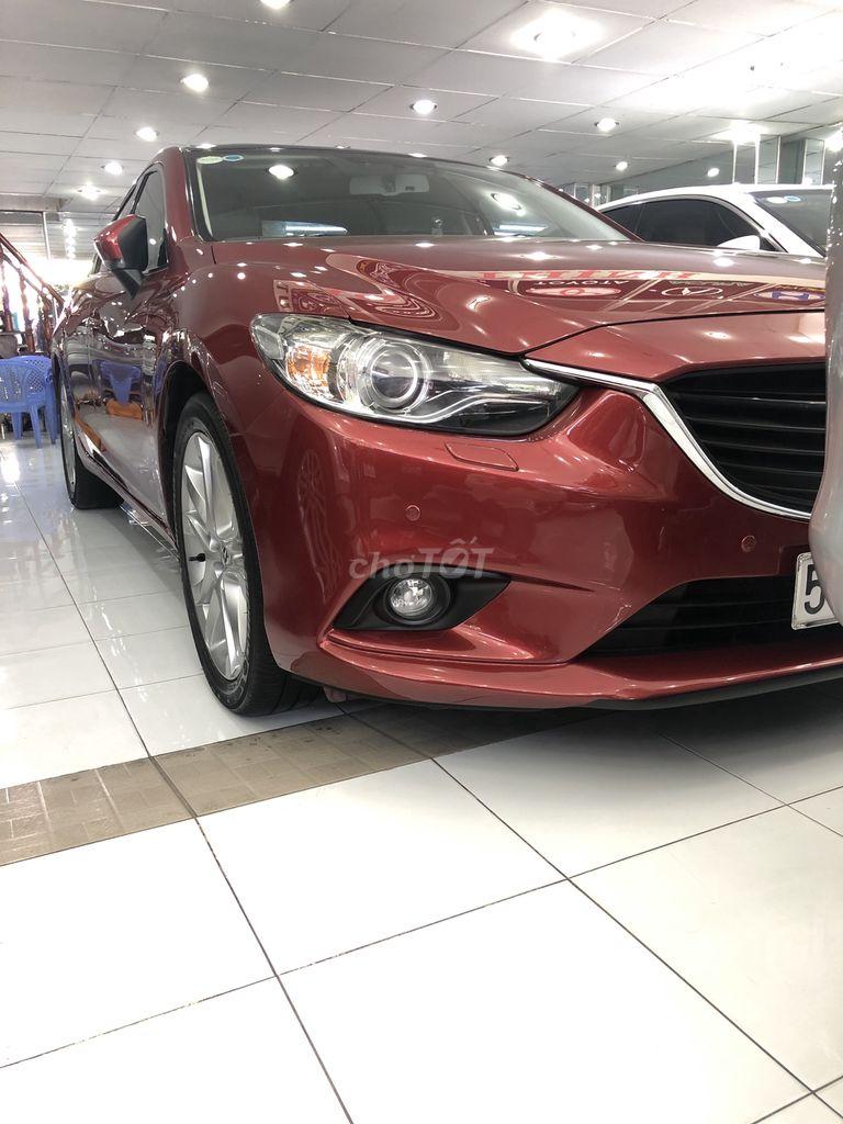 Mazda 6 2.5l full options xe cực đẹp