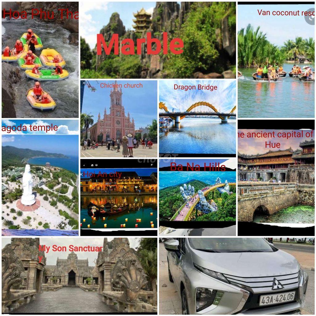 Đà Nẵng - Hội An - Ba Na - Huế - Mỹ Sơn